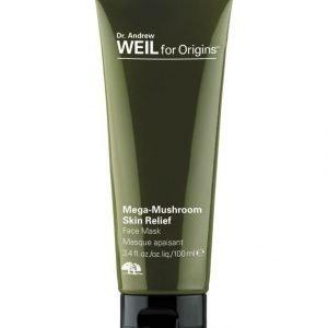 Origins Dr. Weil Mega Mushroom Skin Relief Face Mask Naamio 30 ml