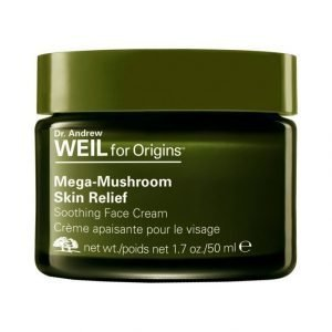 Origins Dr. Weil Mega Mushroom Skin Relief Smoothing Face Cream Kasvovoide 50 M