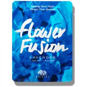 Origins Flower Fusion™ Hydrating Sheet Mask Lavender
