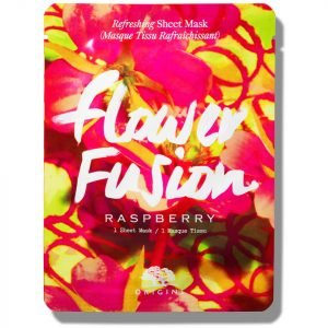 Origins Flower Fusion™ Hydrating Sheet Mask Raspberry