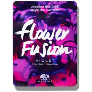 Origins Flower Fusion™ Hydrating Sheet Mask Violet
