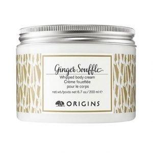 Origins Ginger Souffle Whipped Body Cream Vartalovoide 200 ml
