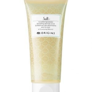Origins Incredible Spreadable Scrub Smoothing Salt Body Scrub Vartalokuorinta 200 ml