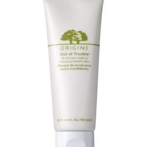 Origins Out Of Trouble 10 Minute Mask To Rescue Problem Skin Naamio 100 ml