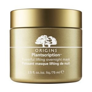 Origins Plantscription Powerful Lifting Overnight Mask Yönaamio 75 ml
