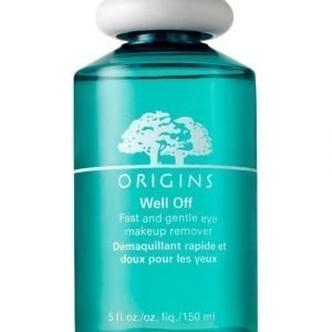 Origins Well Off Fast And Gentle Silmämeikinpoistoaine 150 ml