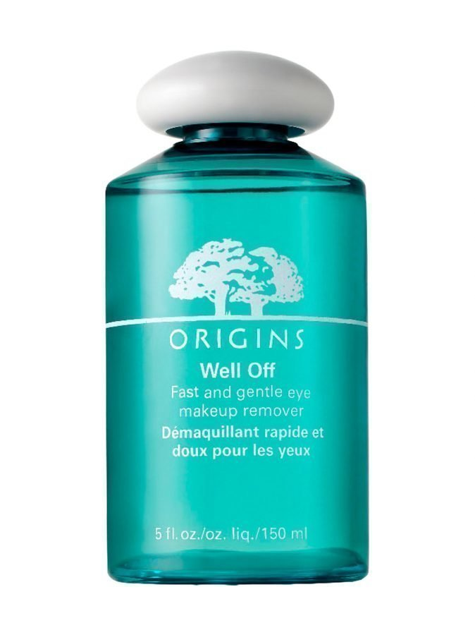 Origins Well Off Fast And Gentle Silmämeikinpoistoaine 150 ml