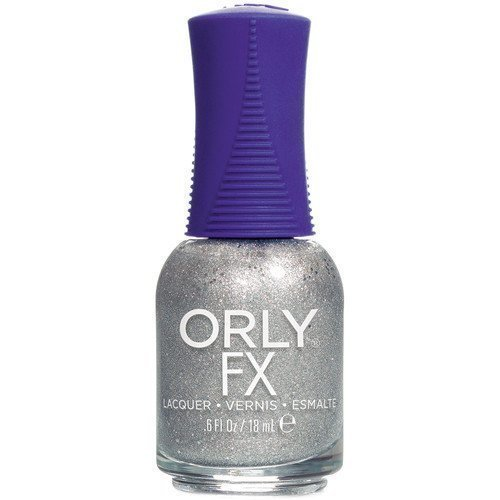 Orly FX Nail Lacquer Silver Pixel