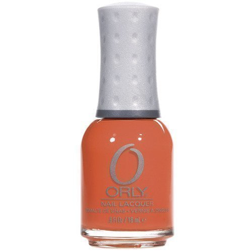 Orly Nail Lacquer Truly Tangerine