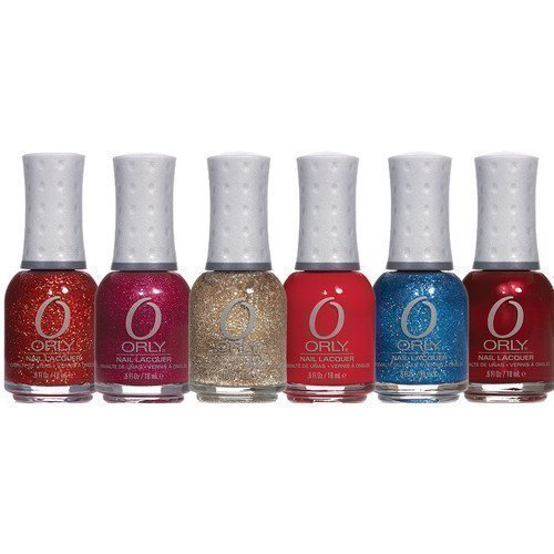 Orly Naughty or Nice Six Pix Gift Set