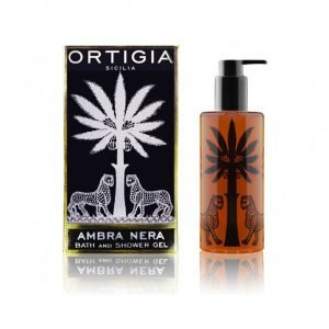 Ortigia Ambra Nera Shower Gel 250 Ml