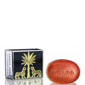 Ortigia Ambra Nera Single Soap 40 G