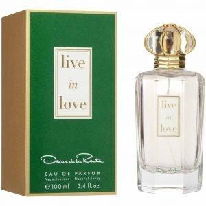 Oscar De La Renta Live In Love Edp Naiselle 100 Ml