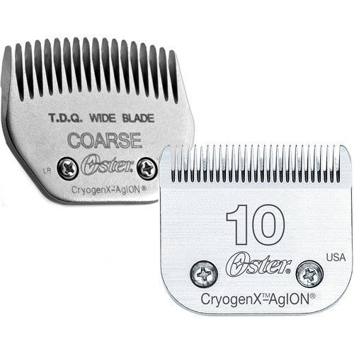 Oster Cryogen-X Blade T.D.Q Wide Blade Coarse