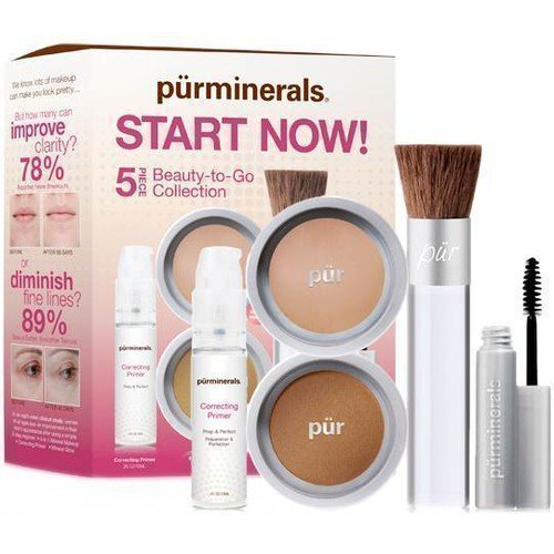 PÜR Starter Kit Light Tan