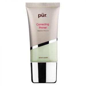 Pür Colour Correcting Primer- Redness Reducer In Green