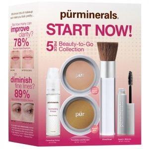 Pür Start Now Kit In Blush Medium
