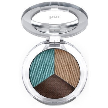 Pürminerals Perfect Fit Eye Shadow Trio Jet Setter