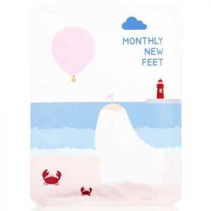 Package Monthly New Feet Foot Pack 1 Piece