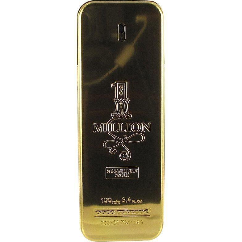 Paco Rabanne 1 Million Absolutely Gold EdP EdP 100ml