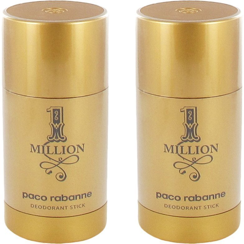 Paco Rabanne 1 Million Deostick Duo 2 x Deostick