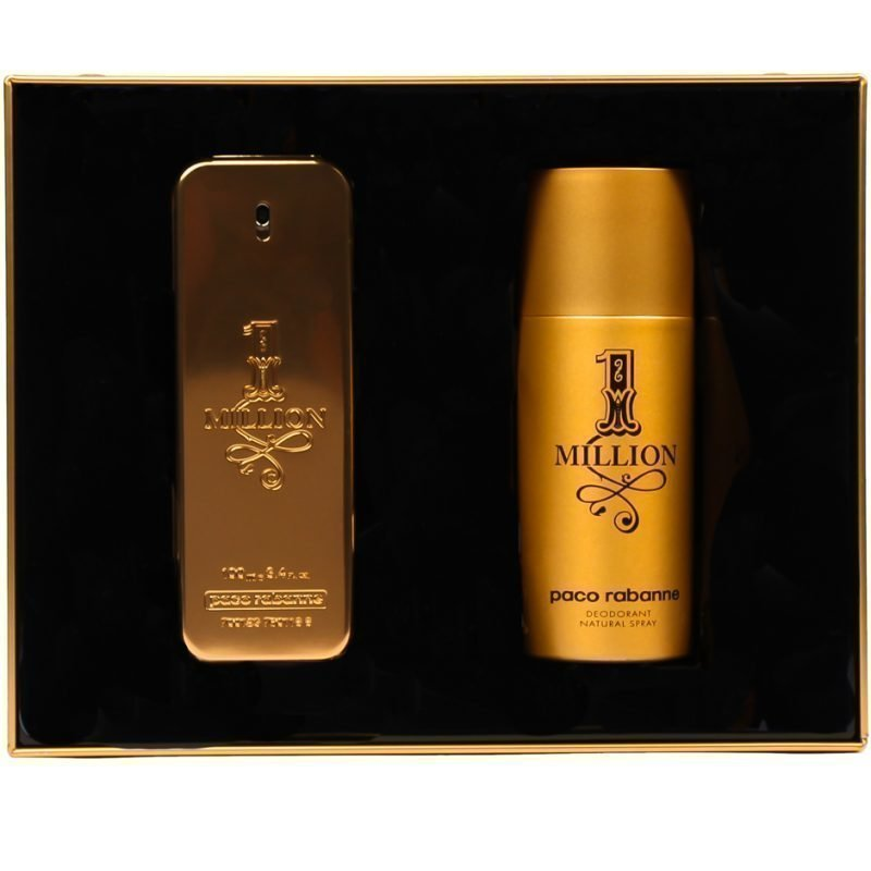 Paco Rabanne 1 Million EdT 100ml Deospray 150ml