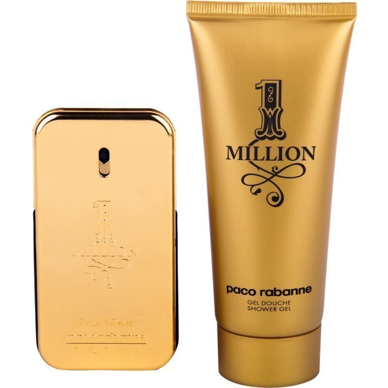 Paco Rabanne 1 Million Edt 50ml Shower Gel 100ml