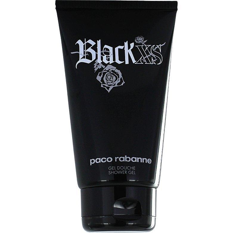 Paco Rabanne Black XS Shower Gel Shower Gel 150ml