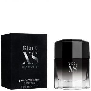 Paco Rabanne Black Xs Eau De Toilette 100 Ml