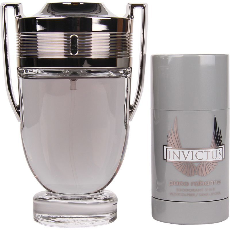 Paco Rabanne Incivtus Duo EdT 150ml Deostick 75g