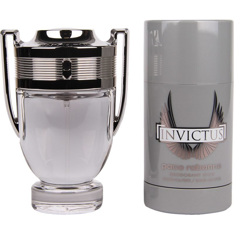 Paco Rabanne Invictus Duo EdT 50ml Deostick 75g