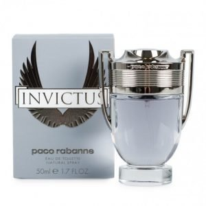 Paco Rabanne Invictus Edt 50 ml Tuoksu