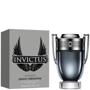 Paco Rabanne Invictus Intense Eau De Toilette 100 Ml