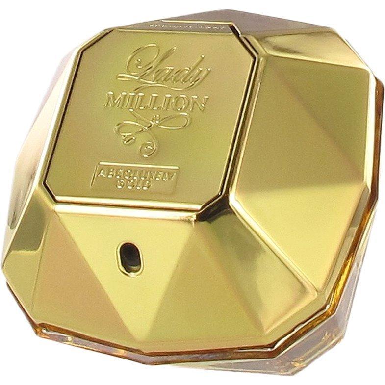 Paco Rabanne Lady Million Absolutely Gold EdP EdP 80ml