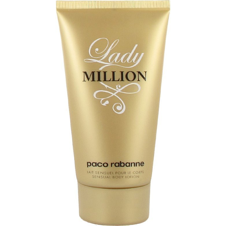 Paco Rabanne Lady Million Body Lotion Body Lotion 150ml