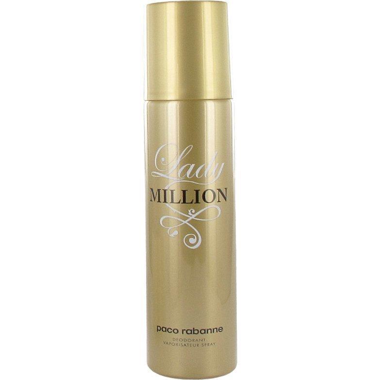 Paco Rabanne Lady Million Deodorant Spray Deodorant Spray 150ml