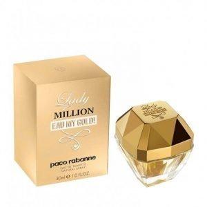 Paco Rabanne Lady Million Eau My Gold Edt 30ml Tuoksu