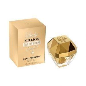 Paco Rabanne Lady Million Eau My Gold Edt Tuoksu