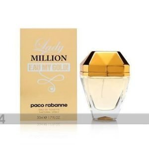 Paco Rabanne Paco Rabanne Lady Million Eau My Gold Edt 50ml