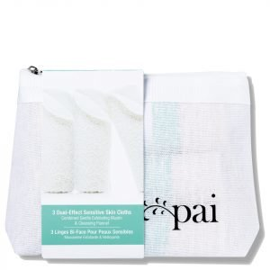 Pai Dual-Effect Sensitive Skin Cloth Pack Of 3