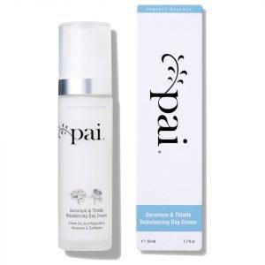 Pai Perfect Balance: Geranium & Thistle Rebalancing Day Cream 50 Ml
