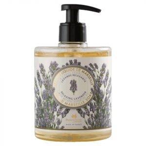 Panier Des Sens The Essentials Relaxing Lavender Liquid Marseille Soap
