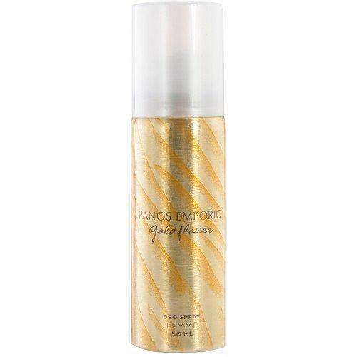 Panos Emporio Goldflower Deo Spray