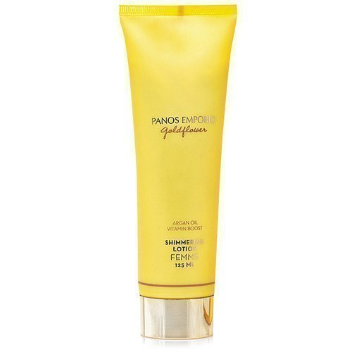 Panos Emporio Goldflower Shimmering Lotion