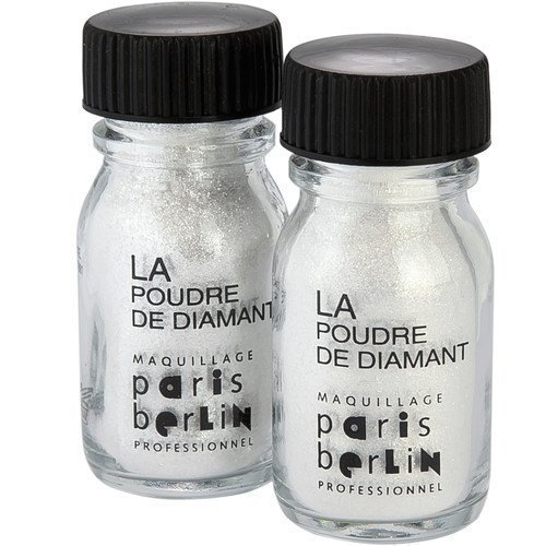 Paris Berlin Le Poudre Diamant Diamond Powder Gold