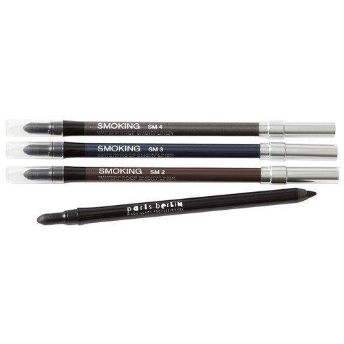Paris Berlin Smokey Eye Pencil Mat Khol Black