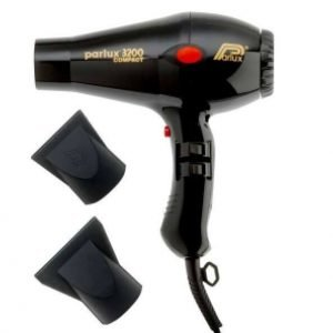 Parlux 3200 Compact Hair Dryer Black