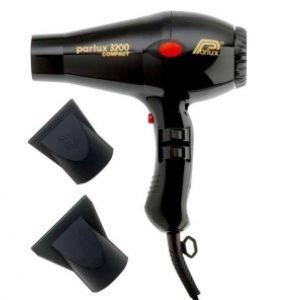 Parlux 3200 Compact Hair Dryer Black