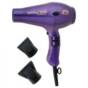 Parlux 3200 Compact Hair Dryer Purple