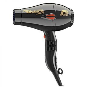Parlux Advance Light Ceramic Ionic Hair Dryer Black